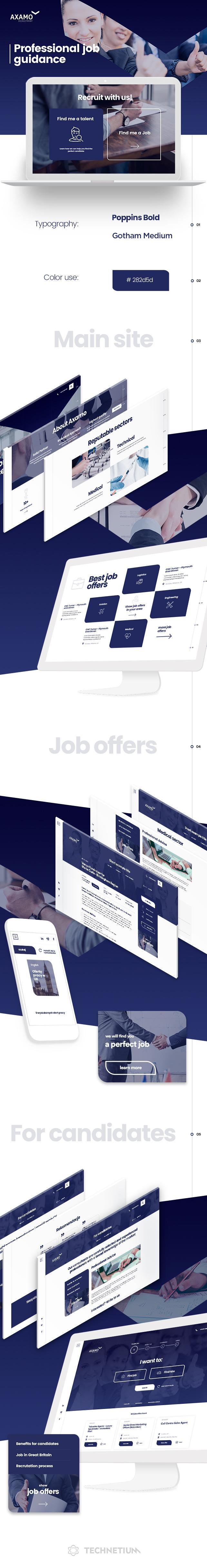 Portal, projekt graficzny Axamo