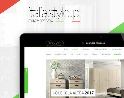 Italiastyle - sklep meblowy