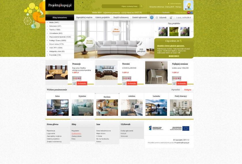 Portal Projektuj I Kupuj