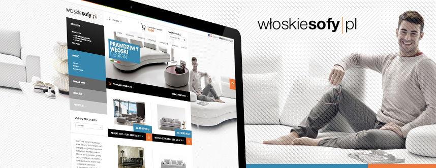 Sklep on-line Włoskie Sofy
